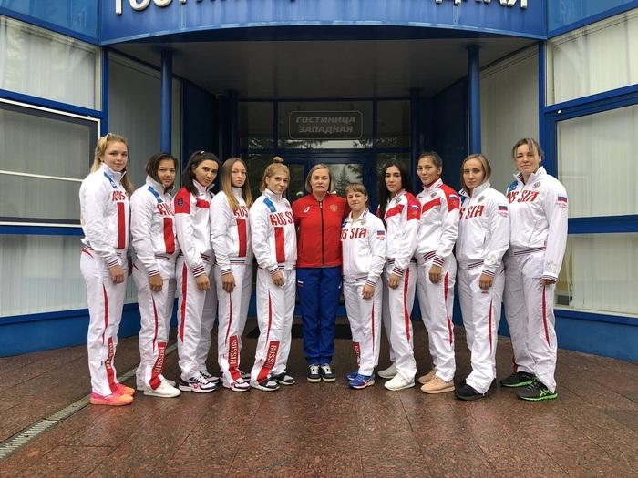 Определён состав женской сборной РФ на первенство мира по борьбе U23