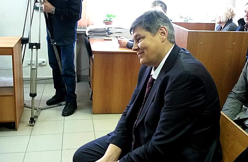 Бывший вице-губернатора Челябинской области А. Уфимцев