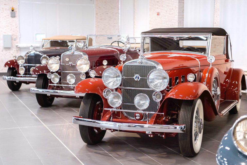 Фото с сайта музея автомобильной техники УГМК