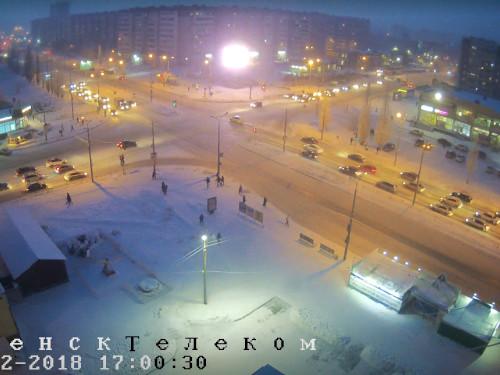 ул. Каменская - ул. Суворова