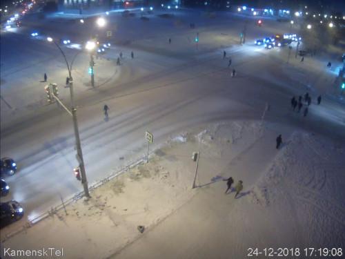 ул. Пушкина – пр. Победы