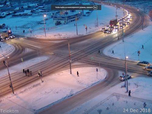 ул. Суворова - ул. 4-ой Пятилетки