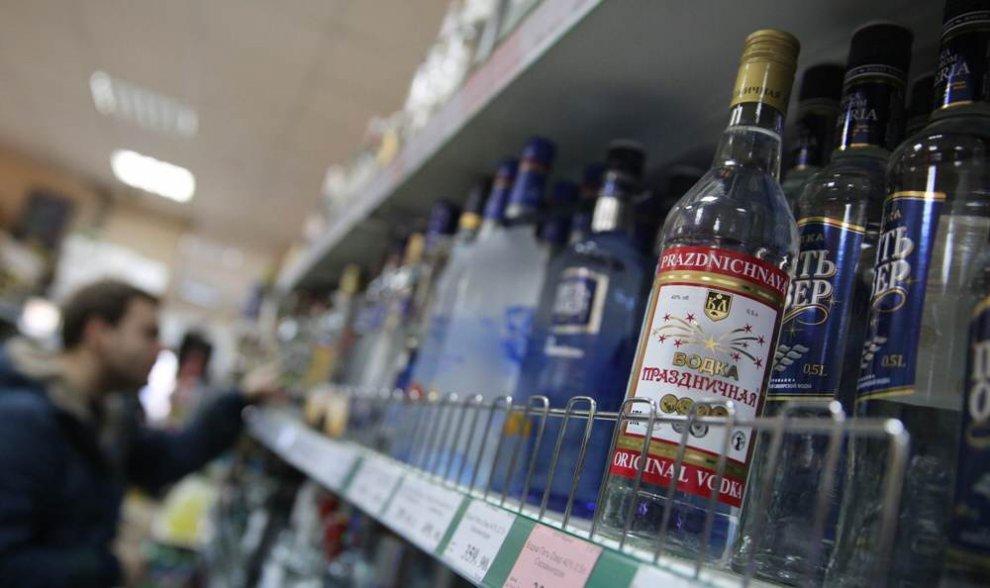 39-градусная водка в Сургуте уже на прилавках