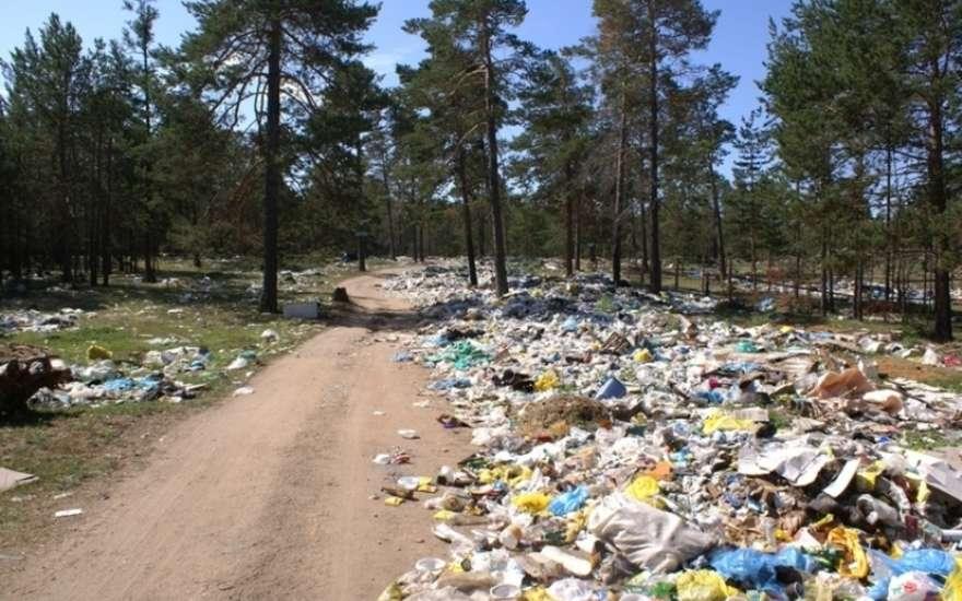 Мусорная реформа в Свердловской