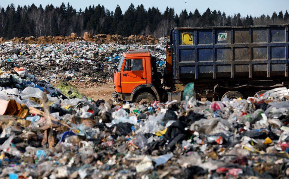 Митинги против мусорной реформы