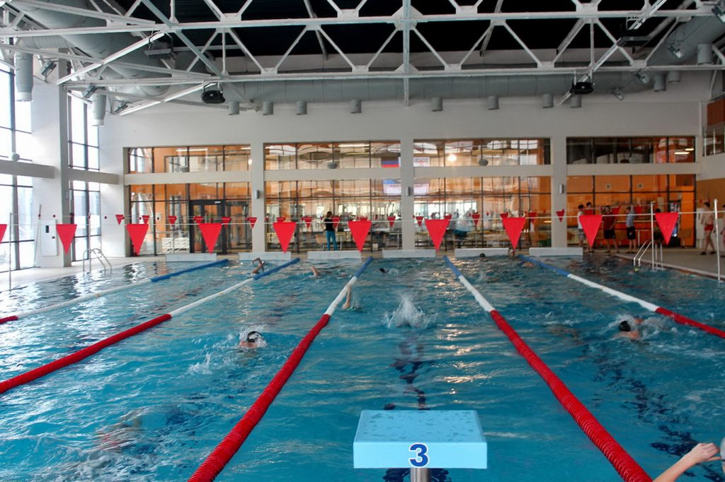 В Свердловской области в учебно-тренировочных сборах примут участие пловцы ДНР