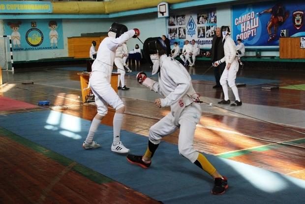 На всероссийском турнире по фехтованию Донбасс представит объединённая сборная ЛНР и ДНР