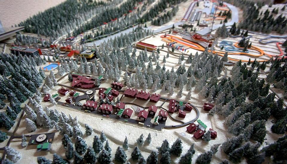 туристско-рекреационного кластер Гора Белая