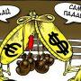 Курс доллара и евро снижен
