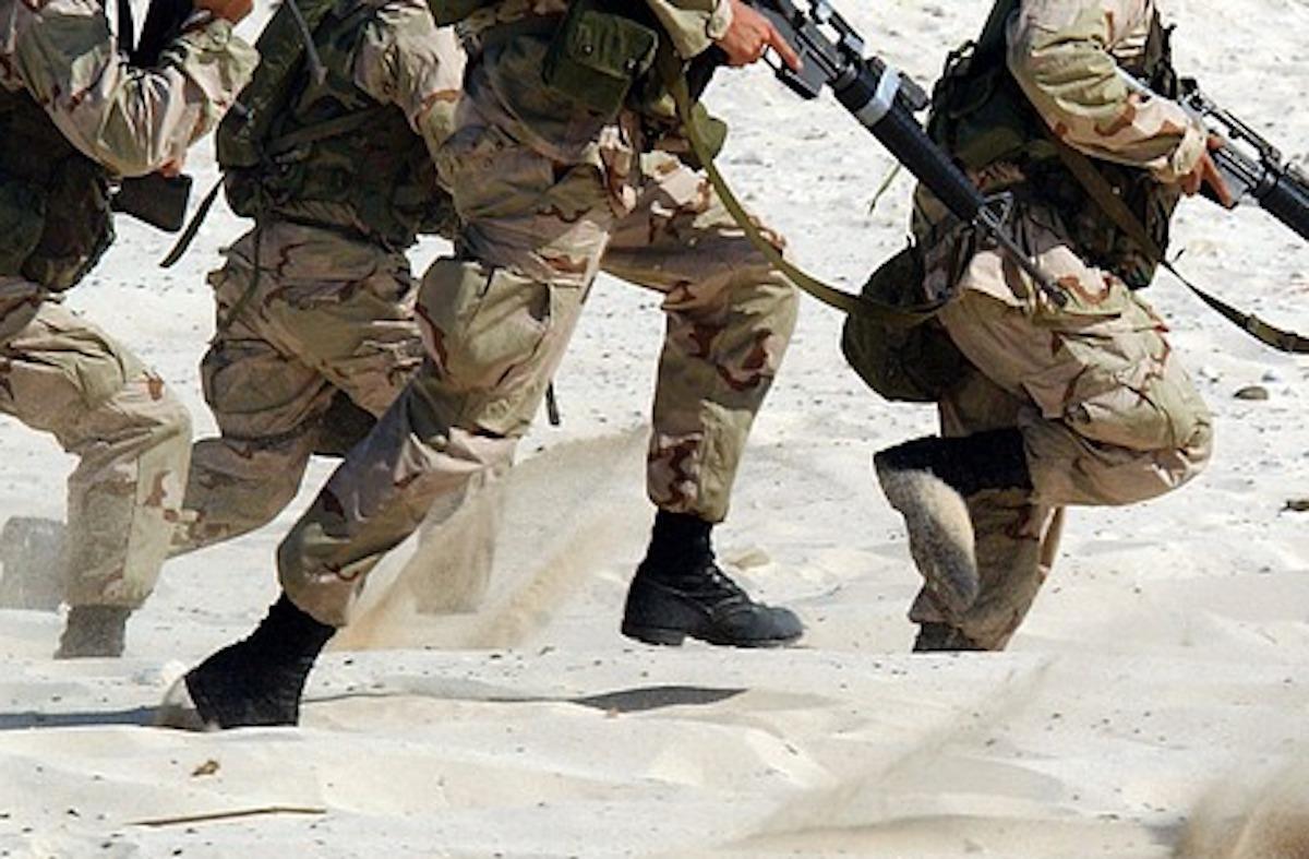 В Сирии погибли пятеро британских военных