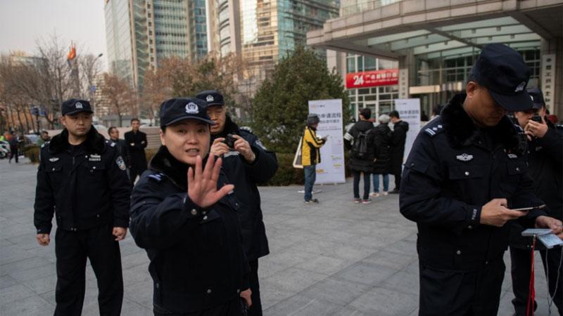 В Пекине 20 детей пострадали при нападении на школу