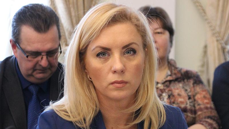 задержана начальник имущественного комитета