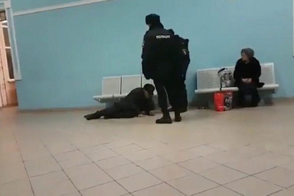 В Башкирии уволят полицейского