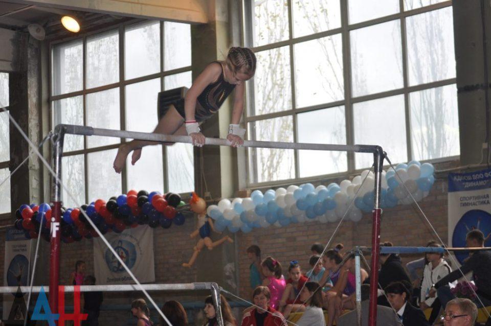гимнасты из ДНР