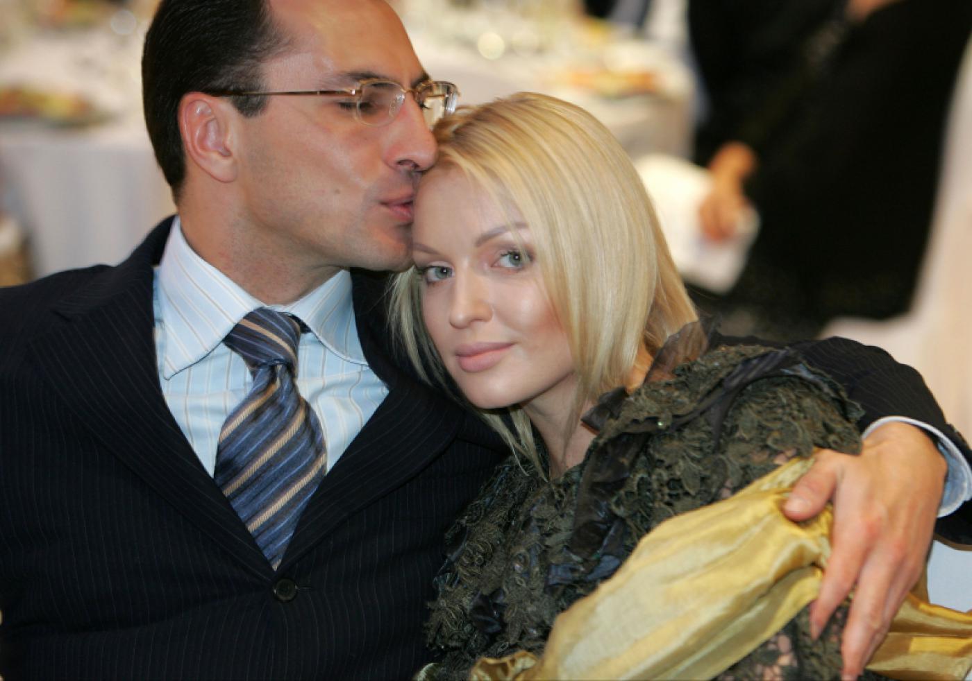 Волочкова обвинила бывшего мужа