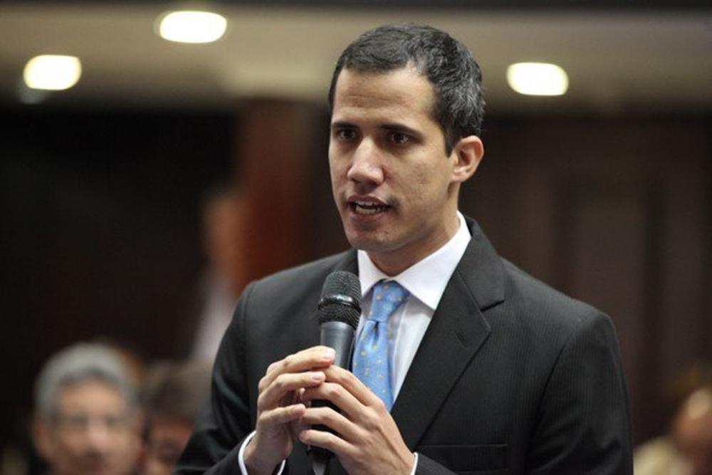 Лидер оппозиции Венесуэлы