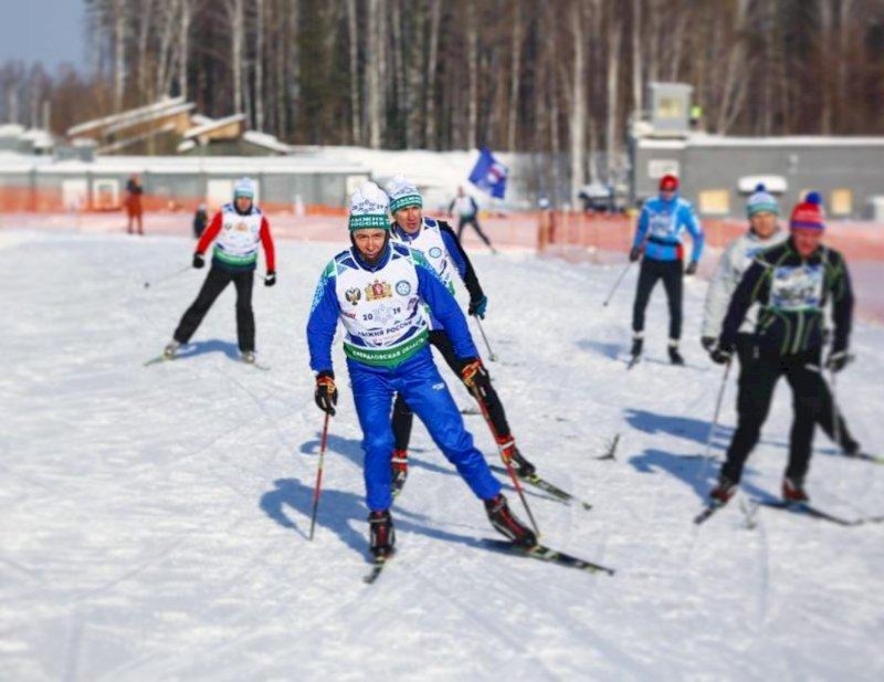 Куйвашев на лыжах Шипулина