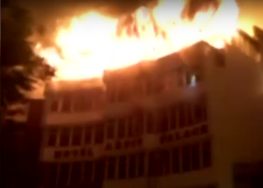 пожар унёс жизни 17 человек