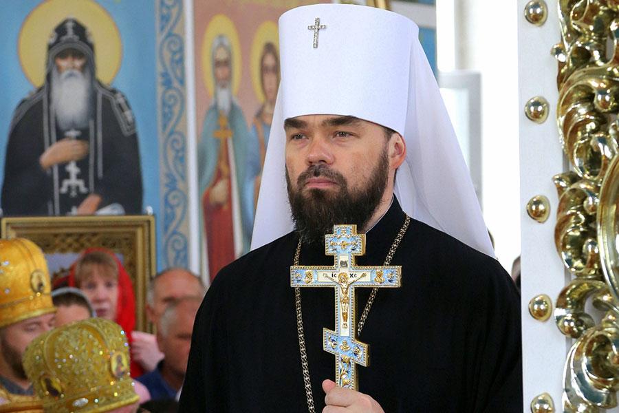 на допрос в полицию вызвали митрополита