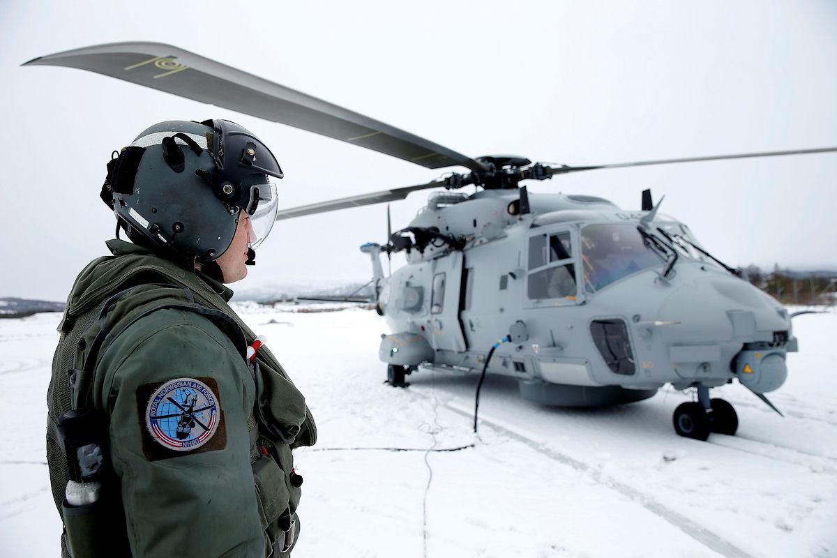 военное присутствие в Арктике