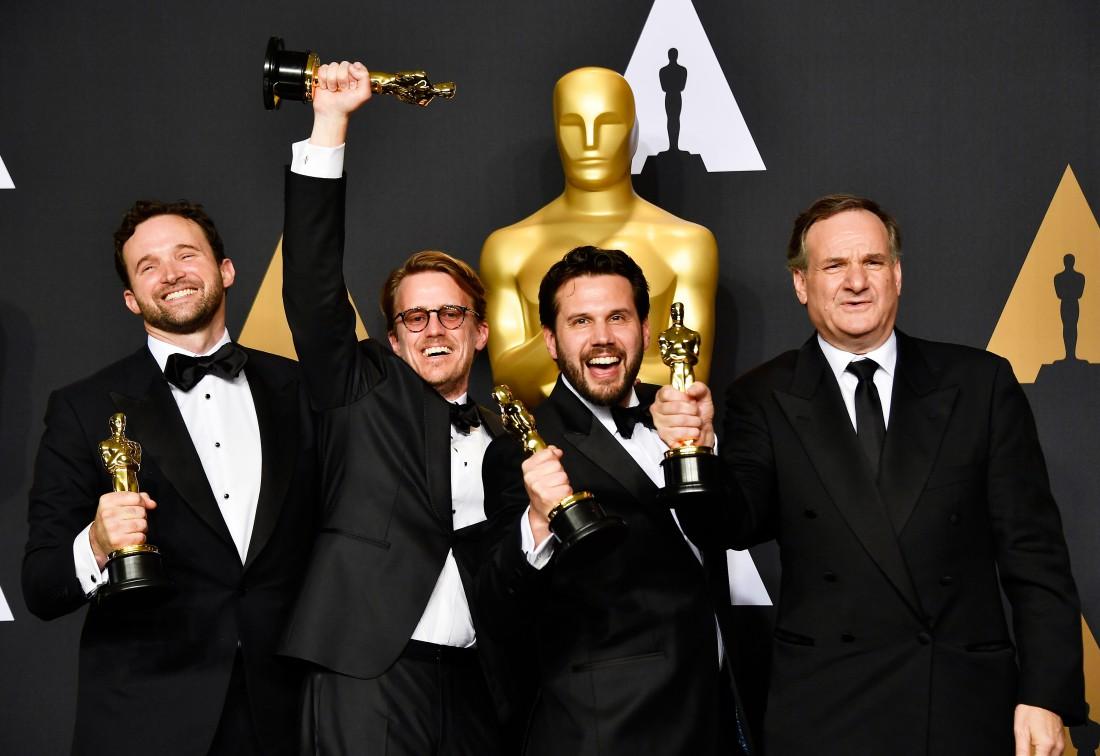 "назвали лауреатов премии ""Оскар"""