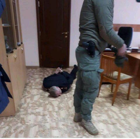 в Башкирии задержали руководство ОМВД