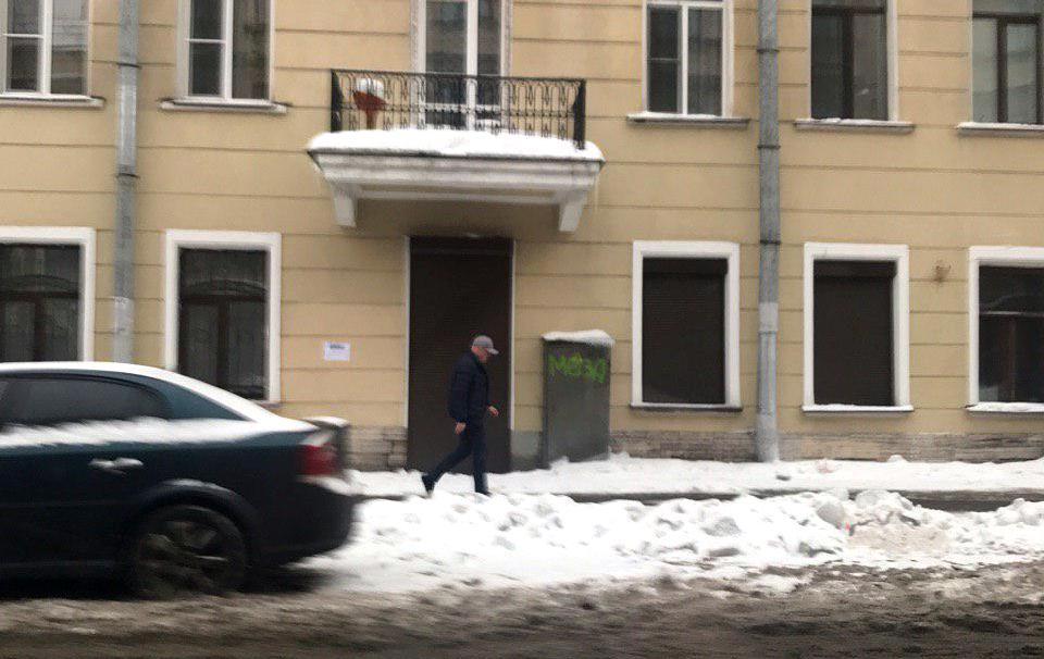 снимки встречи Навального с Пригожиным
