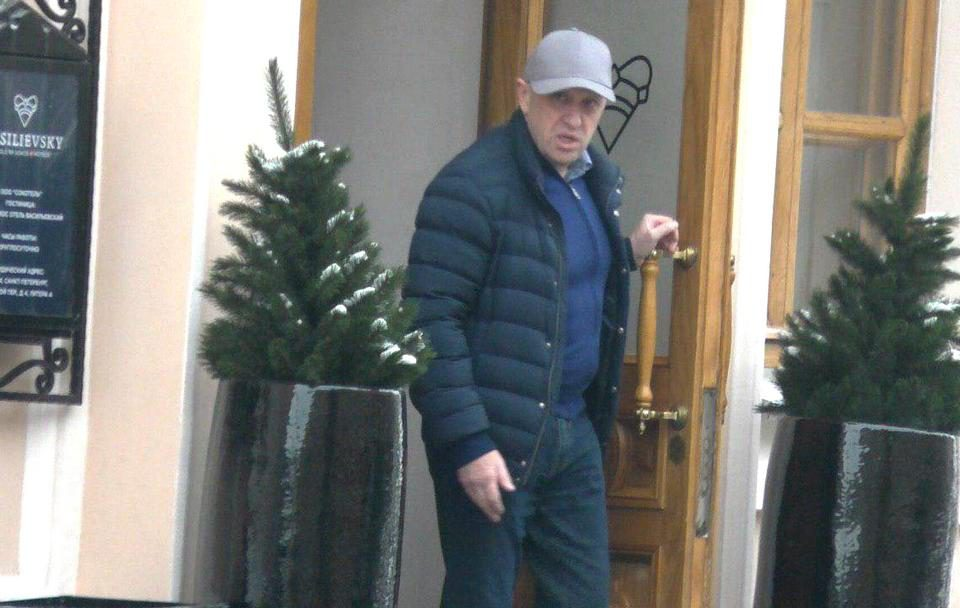 Пресс-служба Пригожина подтвердила BBC факт его встречи с Навальным