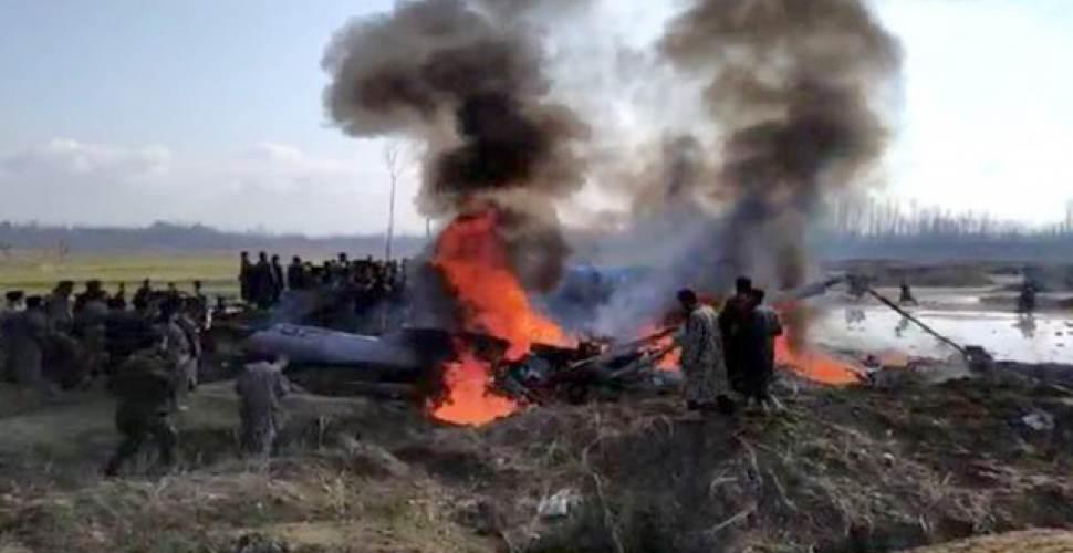 сбили два самолёта ВВС Индии