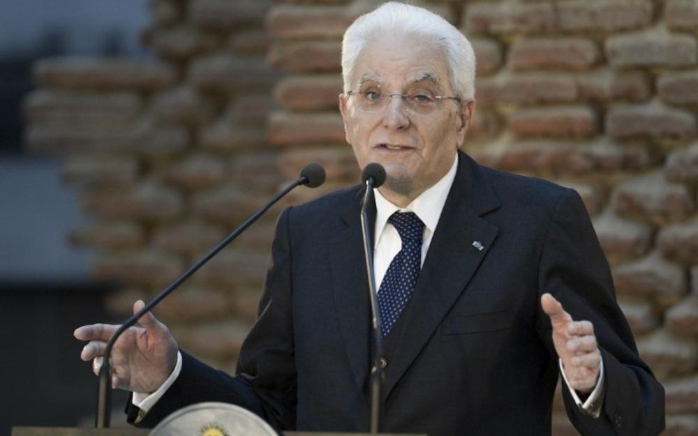Президенты Франции и Италии