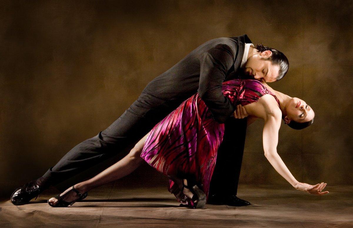 пройдут уроки танго