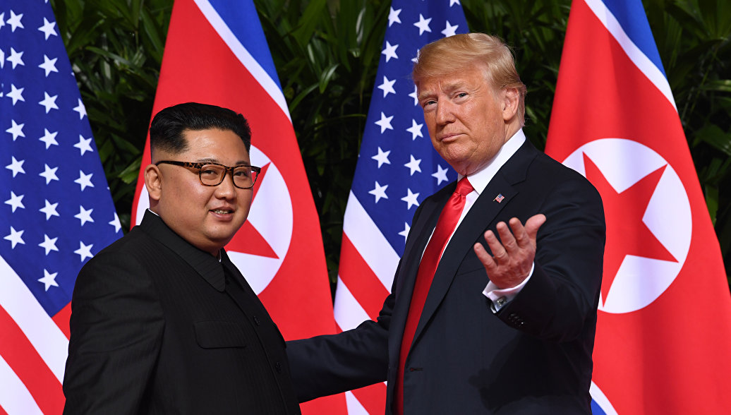 Вашингтону поможет Сеул