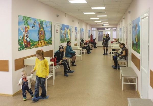 заведующая детской поликлиникой в Кирове