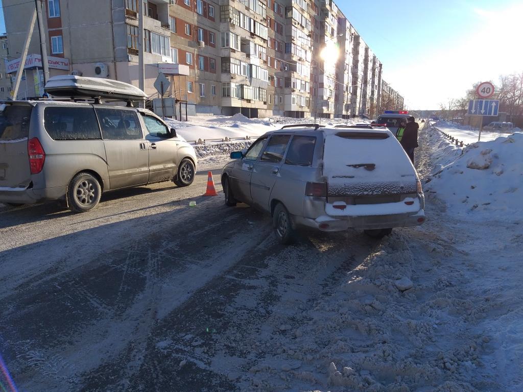 ДТП в Каменске-Уральском