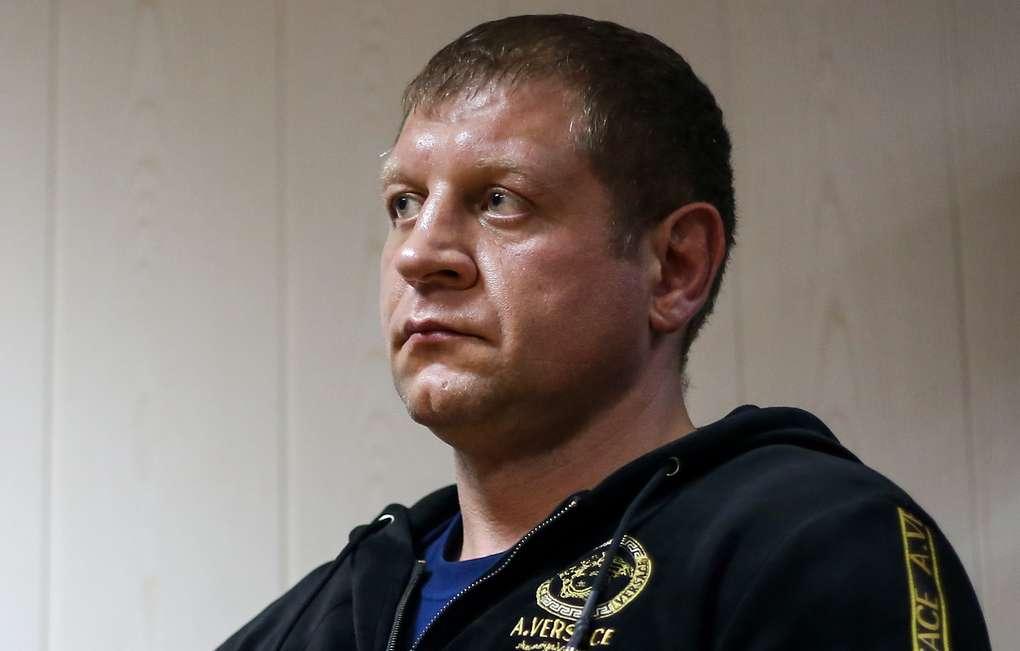 Александр Емельяненко арестован