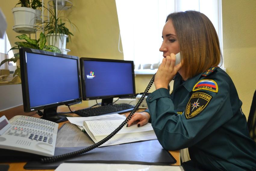 диспетчеры МЧС