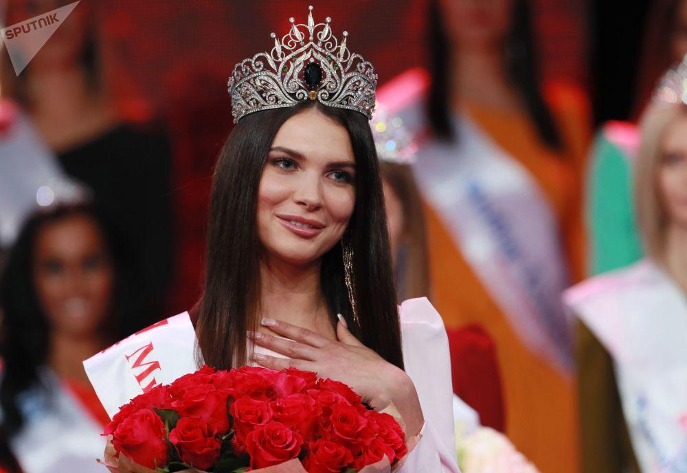 мисс Москва
