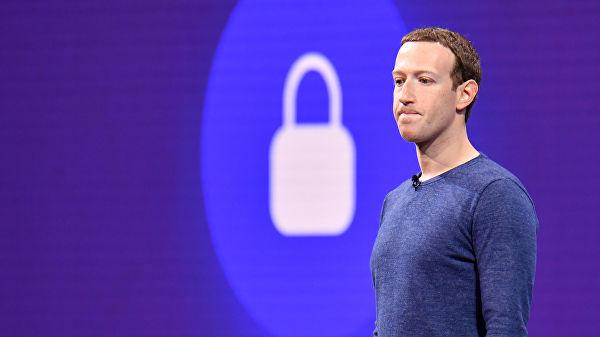 Основатель Facebook