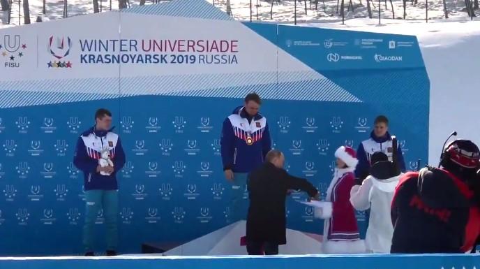 Путин наградил