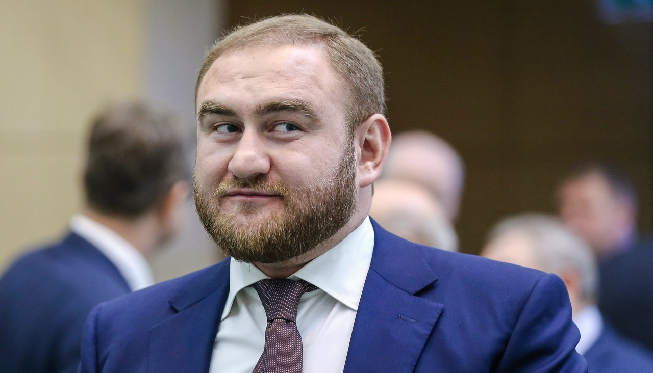 сенатор Арашуков отстранен