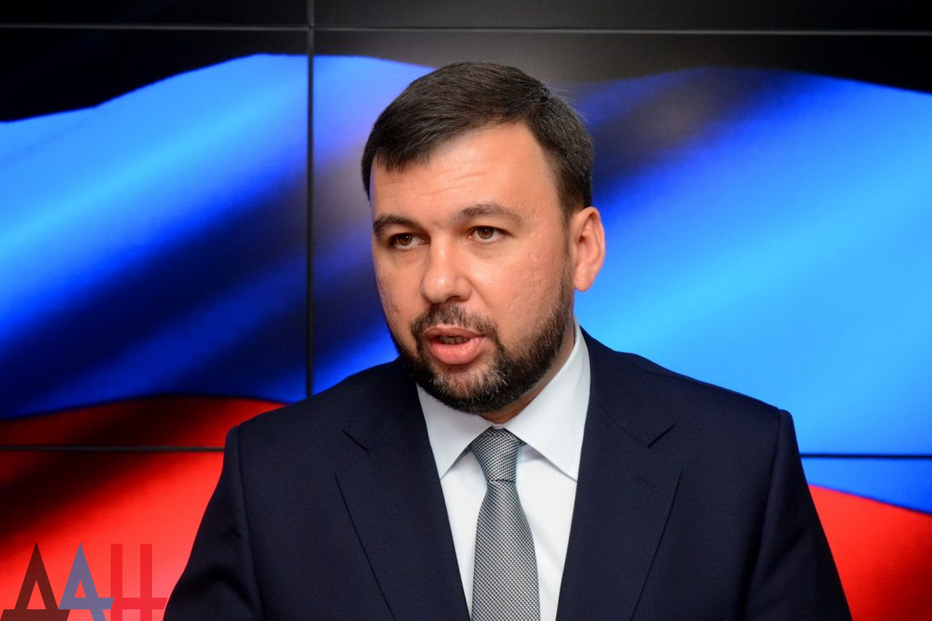 В Симферополь прибыл глава ДНР