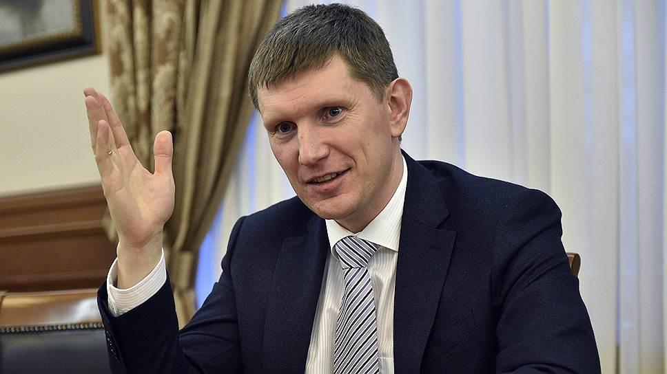 губернатор Пермского края