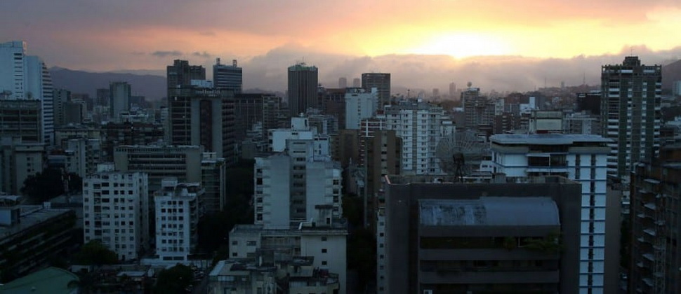 Каракасе отсутствуют электричество