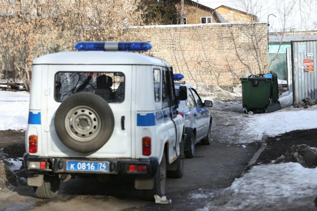 в Челябинске изнасиловали женщину
