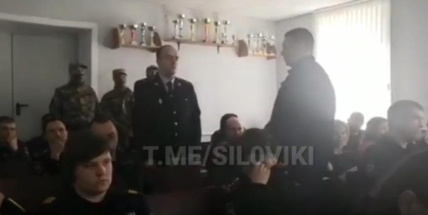 задержали начальника ГИБДД