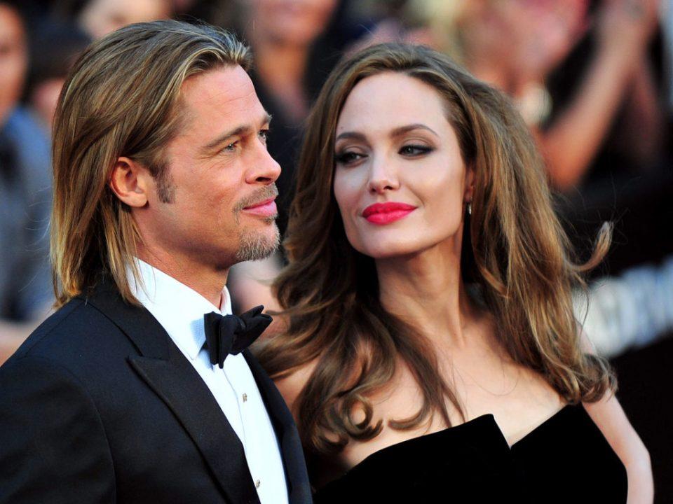 Анджелина Джоли и Бред Питт развелись