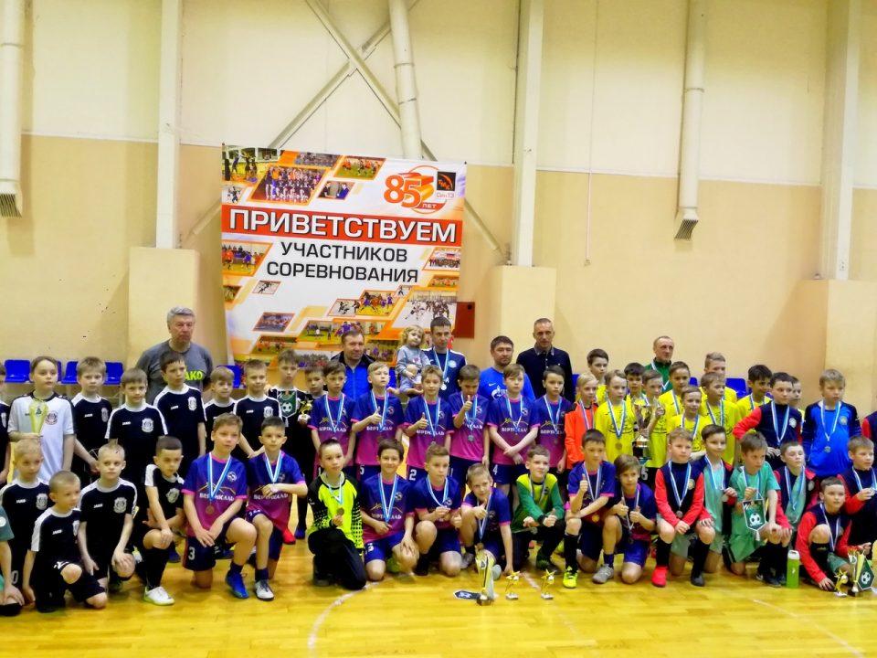 турнир мини-футбол