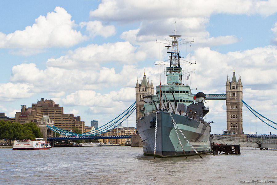 Корабли в Великобритании