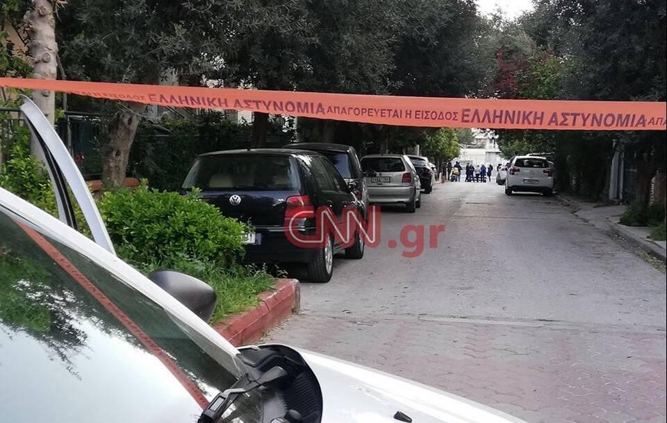 взрыв гранаты возле консульства России