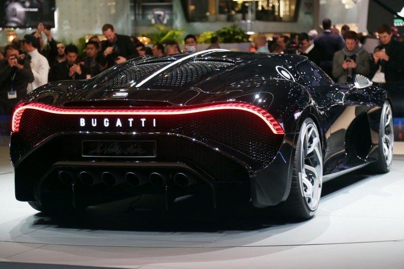 Роналду купил себе самый дорогой автомобиль